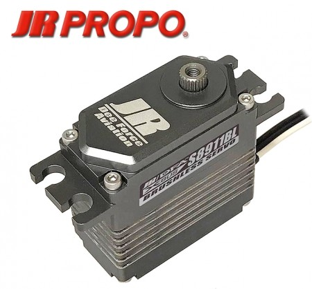 JR Propo S8911BL - Brushless 2K FW available